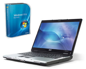 Acer et Vista image