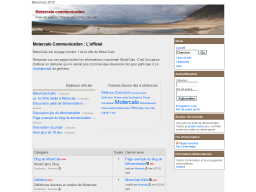 Le site motercalo (participation vdp)