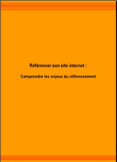 Referencer un site internet ebook